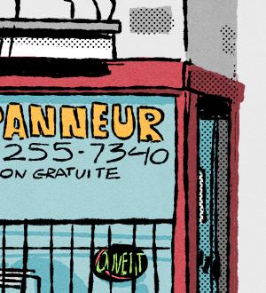 Chic Montréal – Dép