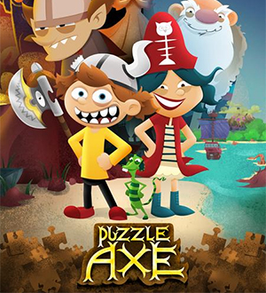 Puzzle Axe